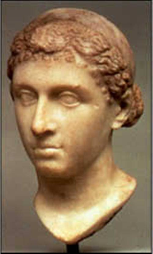 פסל קליאוםטרה השביעית