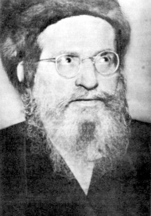 הרב יהודה לייב הלוי אשלג בעל פרוש הסולם לזוהר