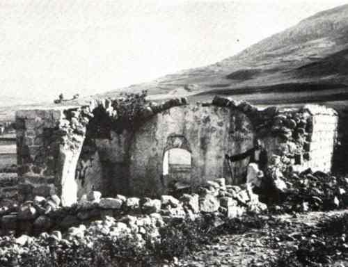 קבר יוסף בשכם 1865