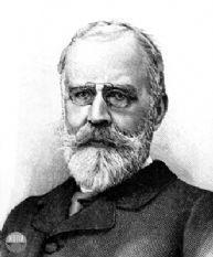 החוקר הצרפתי קלרמונט גנו שגילה את המנורה