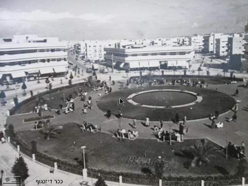 כיכר צינה דיזנגוף