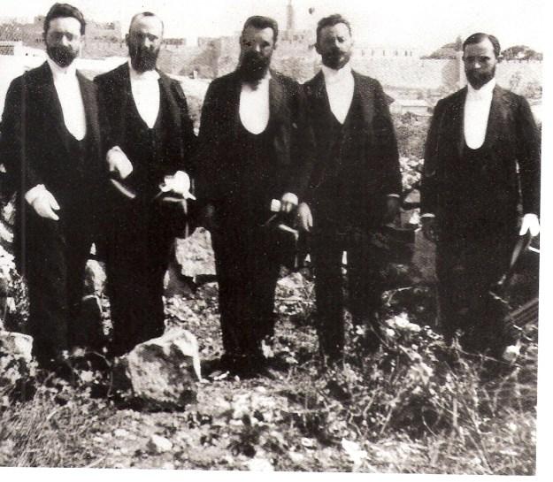 הרצל בירושלים