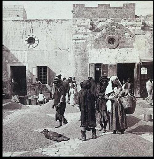 חיפה כיכר פריז 1903