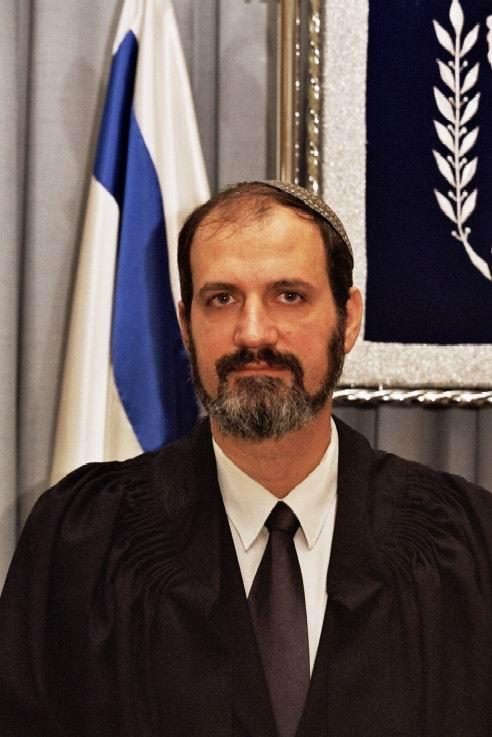 השופט מנחם קליין
