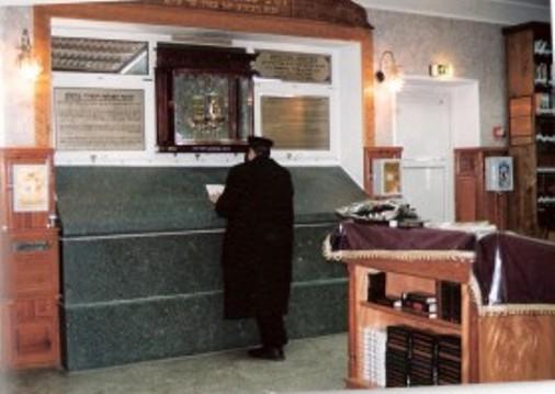 קברו של ר' נחמן באומן צילום יואל רפל7