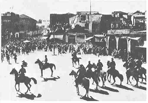 הפגנות ערבים ביפו במאורעות 1933
