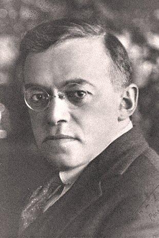 ז'בוטינסקי ב-1920