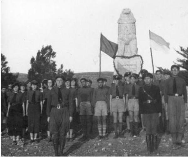 מסדר  ביתר בתל חי בשנת1929
