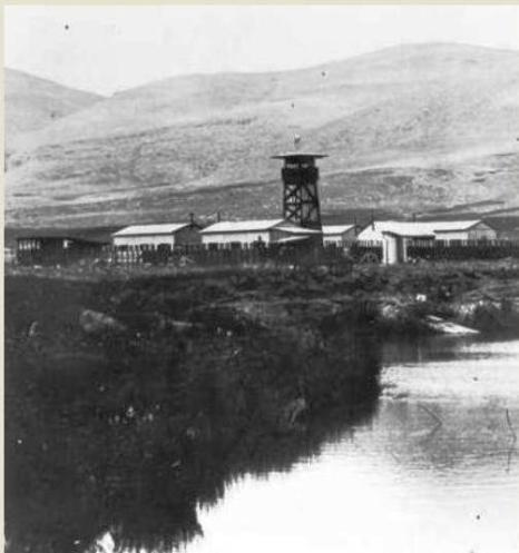 קיבוץ תל עמל (ניר דוד) ראשון ישובי חומה ומגדל 1939 (ארכיון השומר הצעיר יד יערי)