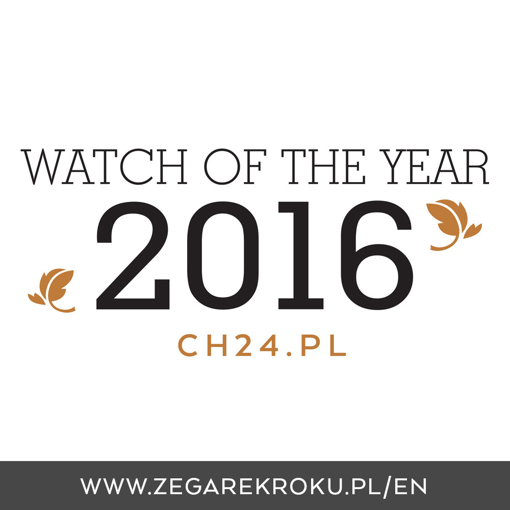 Watch Of The Year 2016 CH24.PL