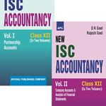 New I.S.C. Accountancy Class- XII Volume I Partnership Accounts & Volume II Company Accounts & Analysis of Financial Statements