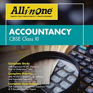 All In One ACCOUNTANCY CBSE class 11 (2019-20)