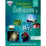 Millennium's Science (Laboratory Manual) Textbook for Class 10