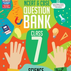 Oswaal NCERT & CBSE Question Bank Class 7 Science Book (For 2021 Exam)