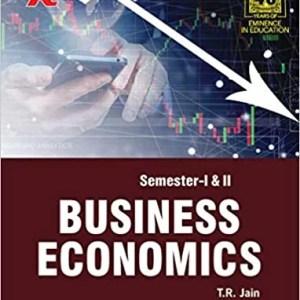 Business Economics B.Com 1st Year Semester-I & II MD University (2020-21)