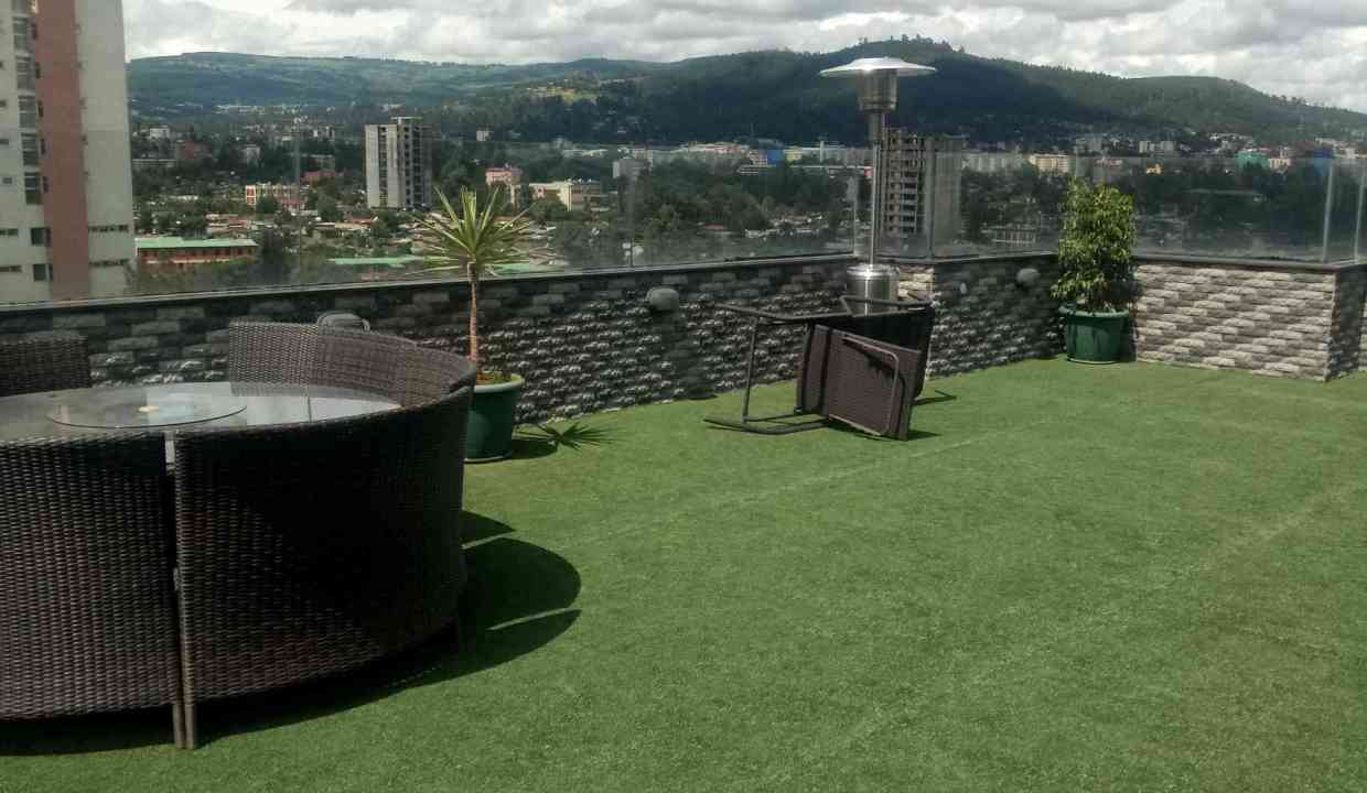 Kazanchis Penthouse For Rent 4,000 USD 4 Bedroom  20191002_141358