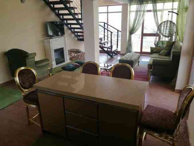 3 Bedroom Furnished Apartment For Rent In Addis Ababa, Bole