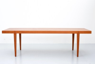Severin Hansen large Coffeetable in Team for Haslev, Denmark, 1960's