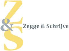 Zegge & Schrijve