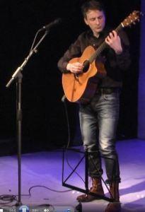 Ulrich Zehfuß beim Speyerer Liederfest 2015