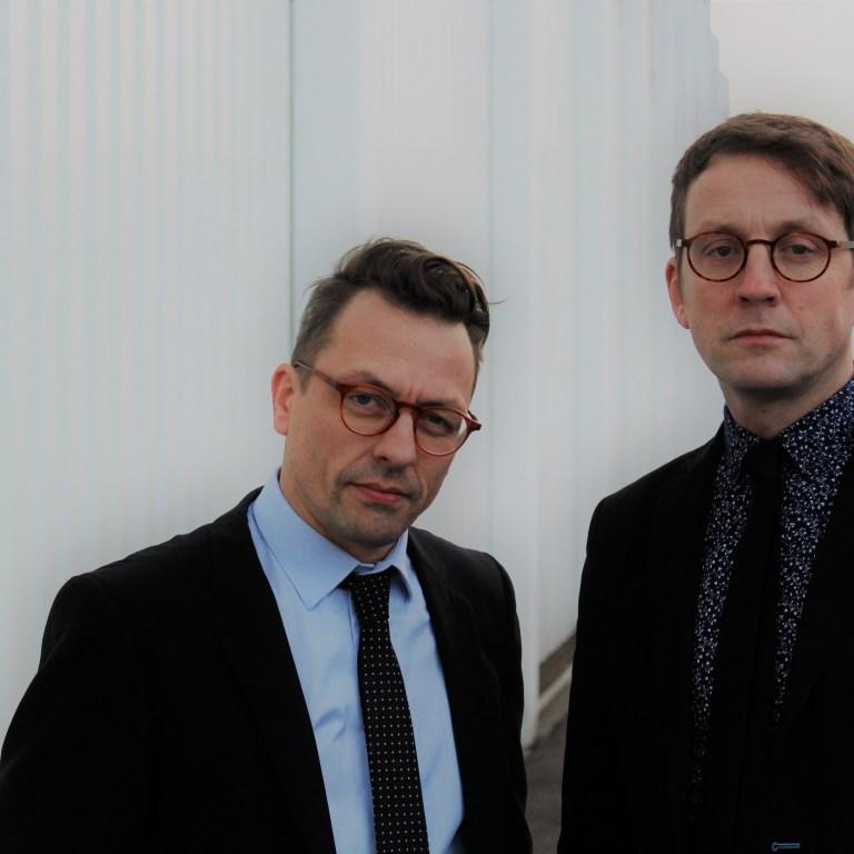 Foto Ulrich Zehfuß und Matthias TC Debus