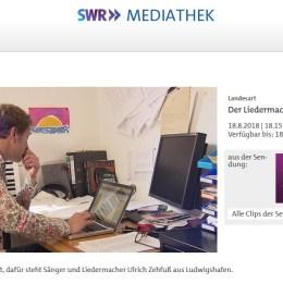 """SWR Beitrag mit Interview und Clip zu """"Gerne in Lu"""""""