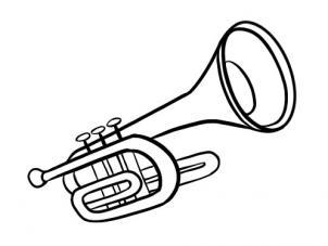 Trompete zeichnen lernen schritt für schritt tutorial