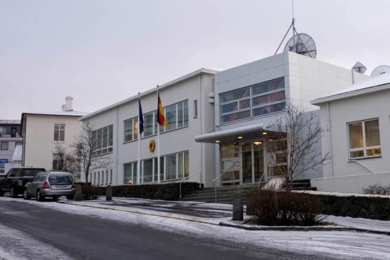 Deutsche Botschaft Reykjavík