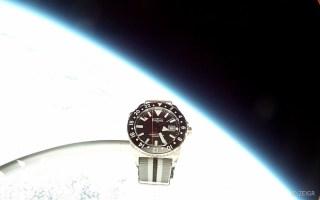 In der Stratosphäre