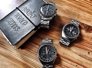 Uhren als Geldanlage - Omega Speedmaster