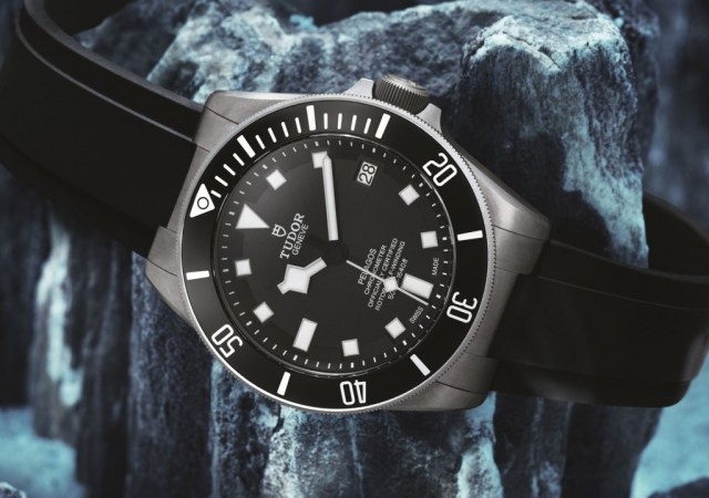 25600TN TUDOR PELAGOS BLACK