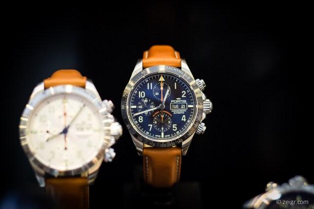 Fortis Cosmonauts Chronograph
