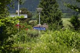 Verkehrsgünstig: Die Lage in der Nähe des Bahnhofs ist nicht zufällig. Früher war dies von wirtschaftlichem Vorteil.