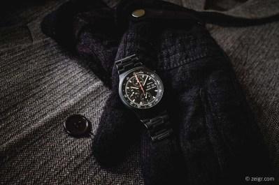Uhren als Geldanlage - Orfina Porsche Design