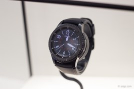 Samsung Gear S3 - Baselworld 2017