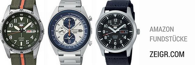 Uhren unter 300 Euro