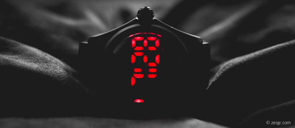 Corum Bubble Disconnected – Limitierte LED-Uhr