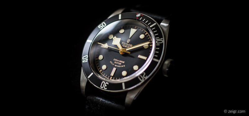 Favoriten: Uhren bis 5000 Euro – Editor's Choice #1 (Tudor)