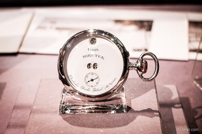 Union Glashütte Uhrenmuseum