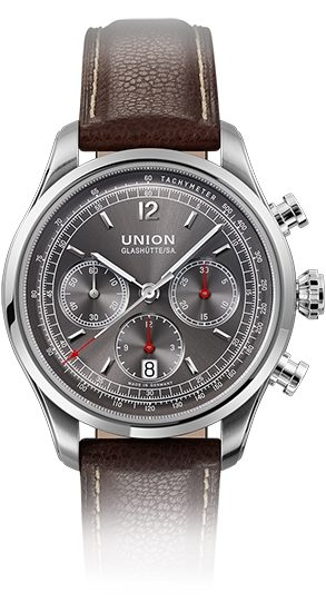 Union Glashüttet Belisar Chronograph