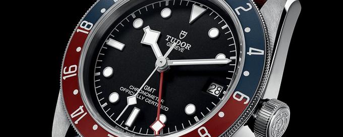 Baselworld 2018: Tudor Black Bay GMT – Pepsi (Ref. 79830RB)