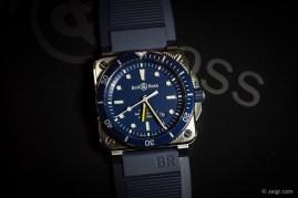 Bell & Ross 2018 - Diver Blue (Preis: 3.300 Euro)