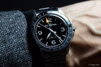 Bell & Ross BRV2-93 GMT 24H