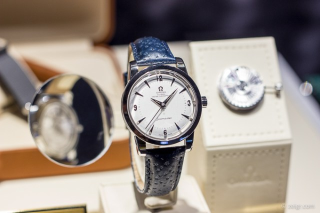 Uhren-Trends 2018 - Omega Seamaster 300 1948 Limited Edition  - 38mm