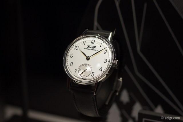 Uhren-Trends 2018 - Tissot Heritage Petite Seconde
