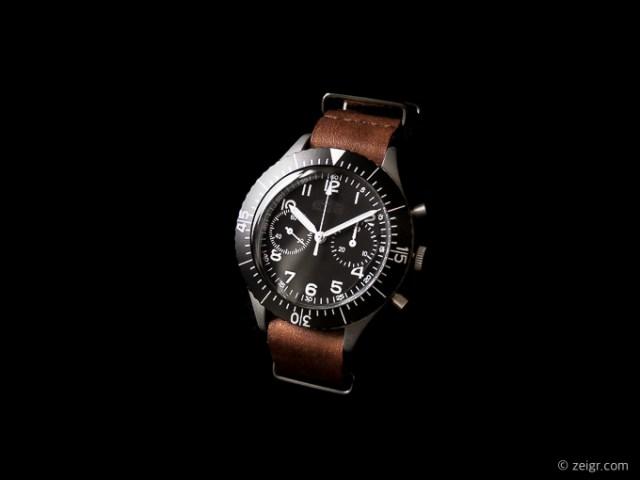 Kemmner Uhren - Military Phantom