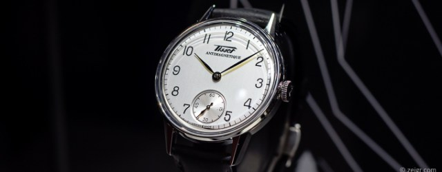 Top Uhren-Trends 2018 - Tissot