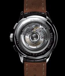 Premier B01 Chronograph 42 caseback (PPR/Breitling)