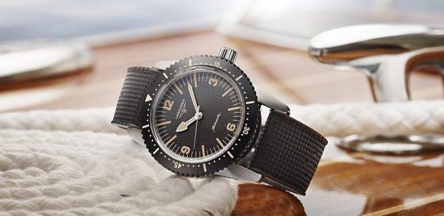 Longines Skin Diver Watch