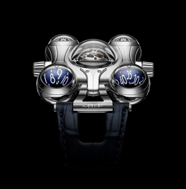 MB&F Horological Machine N°6 Final Edition - SIHH 2019-1